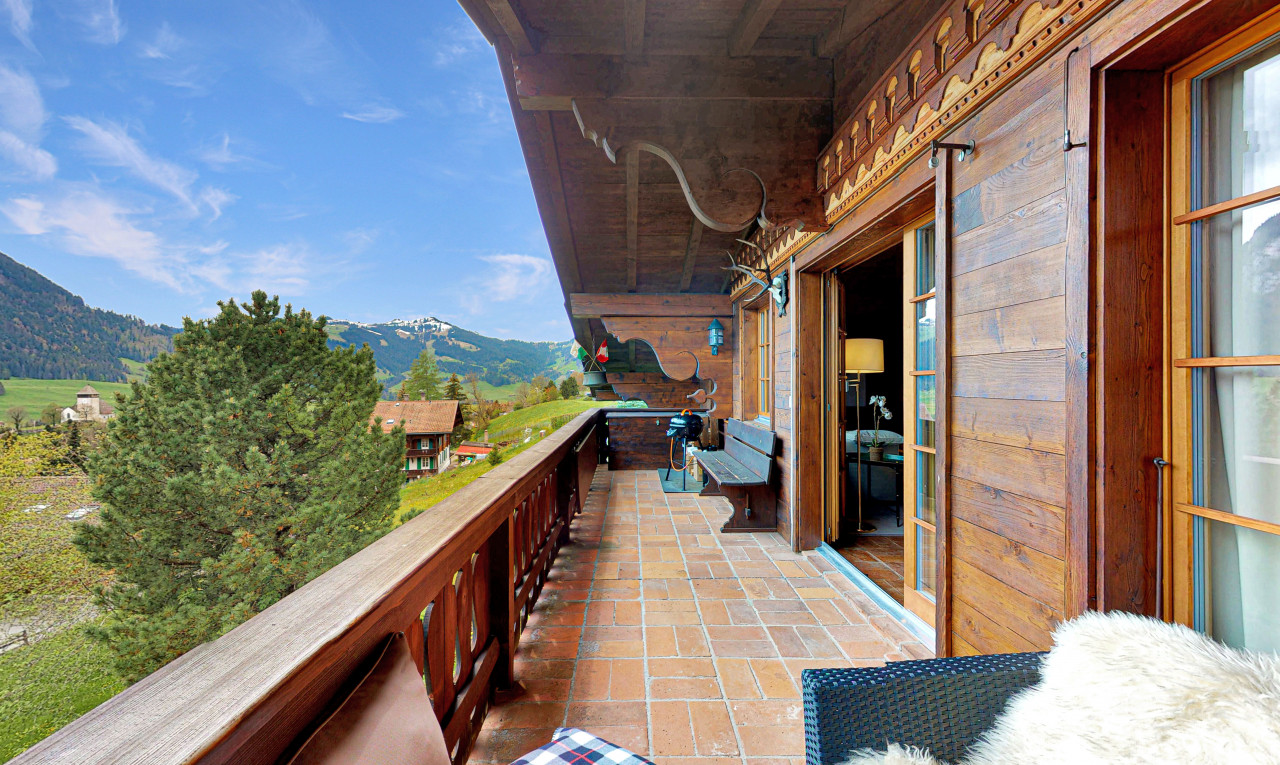 Buy it Apartment in Vaud Château-d'Oex