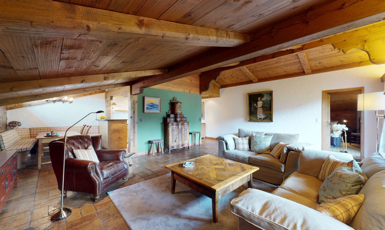 Apartment  for sale in Vaud Château-d'Oex