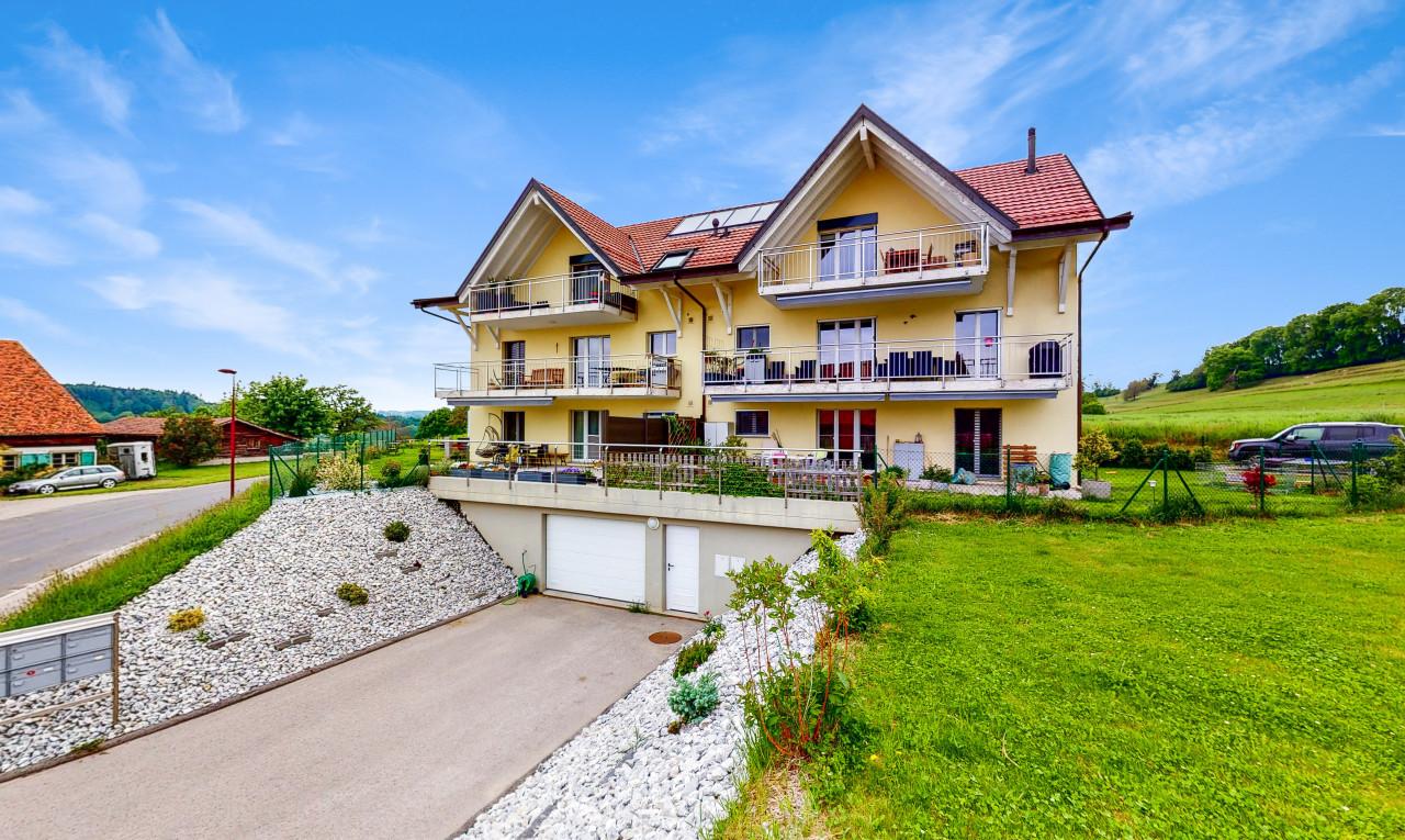 Appartement à vendre à Vaud Vulliens