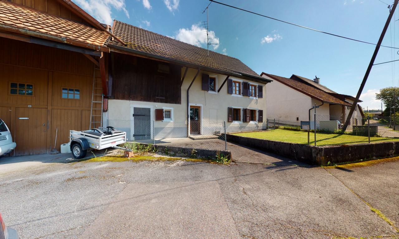 Kaufen Sie Haus in Jura Cornol