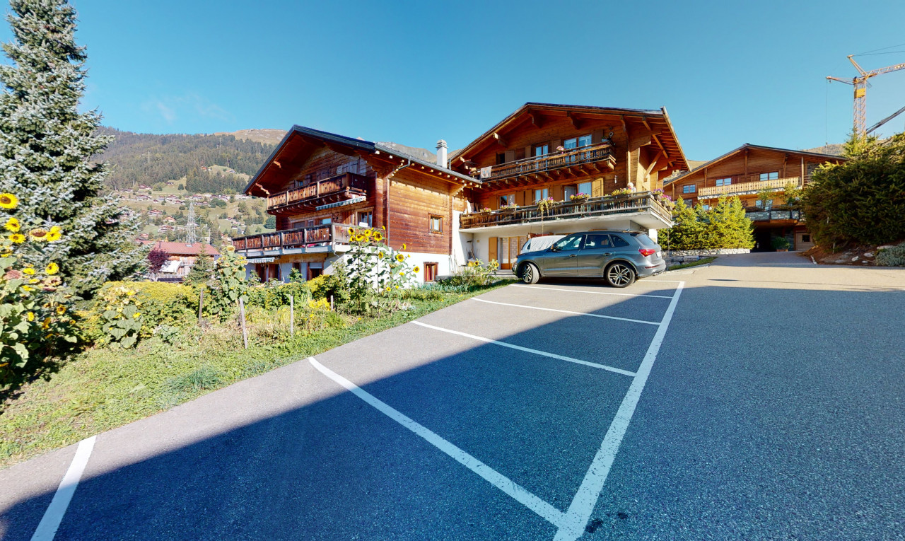Apartment  for sale in Valais Verbier