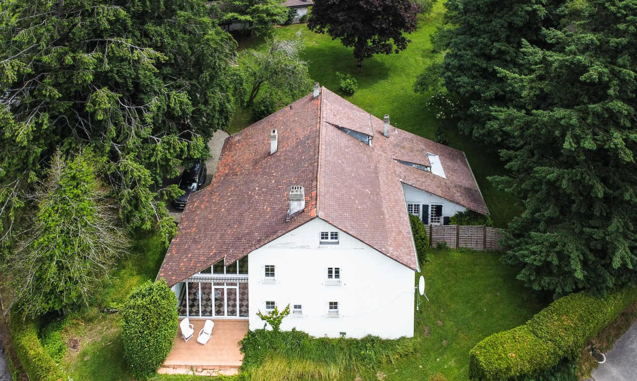 House  for sale in Vaud Savigny