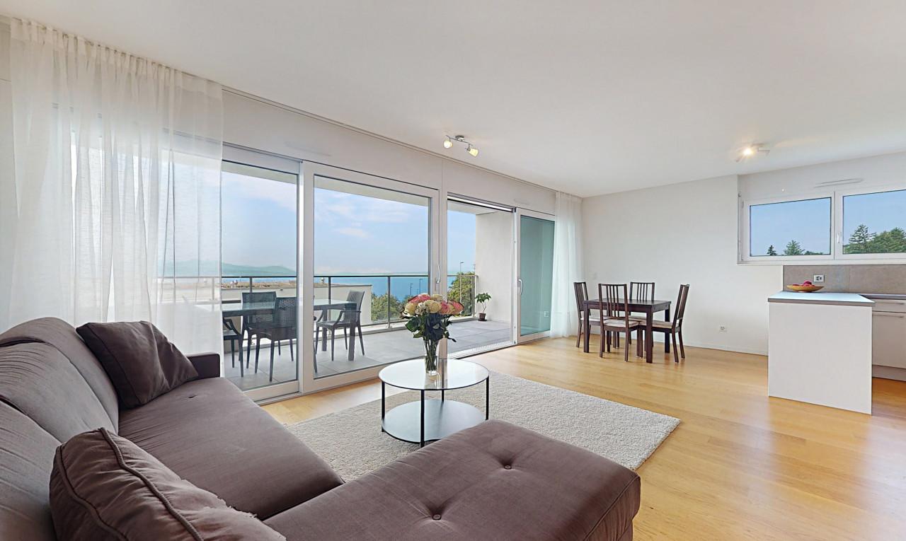 Achetez-le Appartement dans Vaud La Conversion