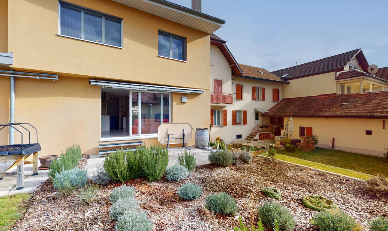 Appartement à vendre à Vaud Payerne