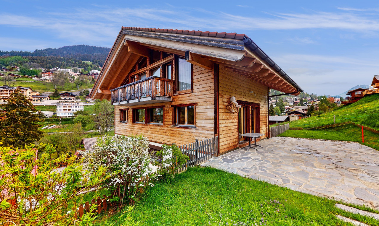Apartment  for sale in Vaud Leysin