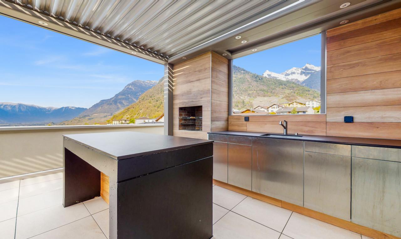 Achetez-le Appartement dans Valais Chamoson