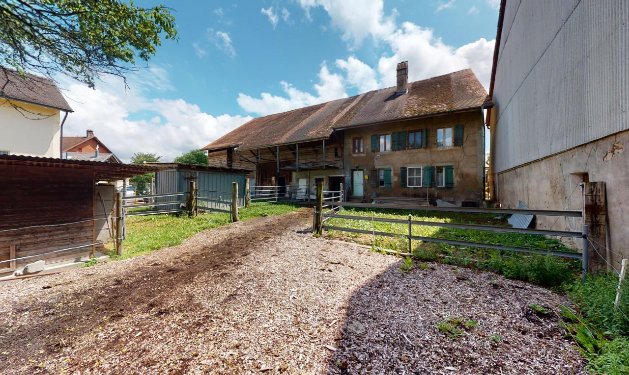 Achetez-le Maison dans Vaud Corcelles-près-Payerne
