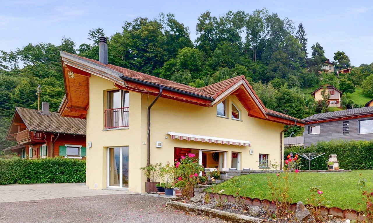 Maison à vendre à Valais Choëx