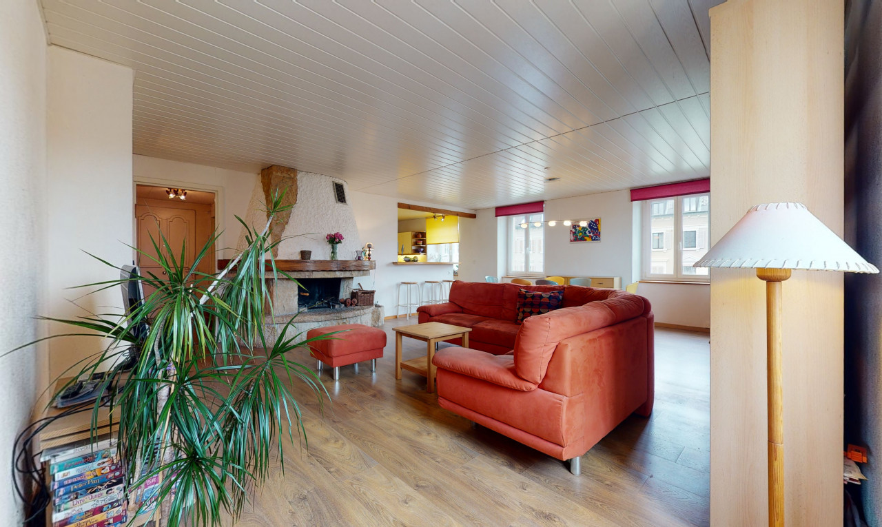 Appartement à vendre à Neuchâtel La Chaux-de-Fonds