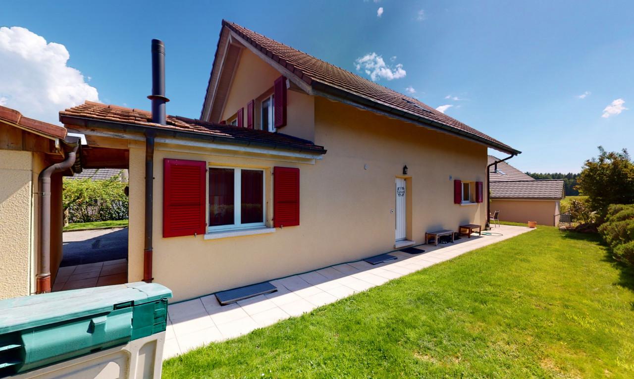Haus zu verkaufen in Waadt Oron-la-Ville