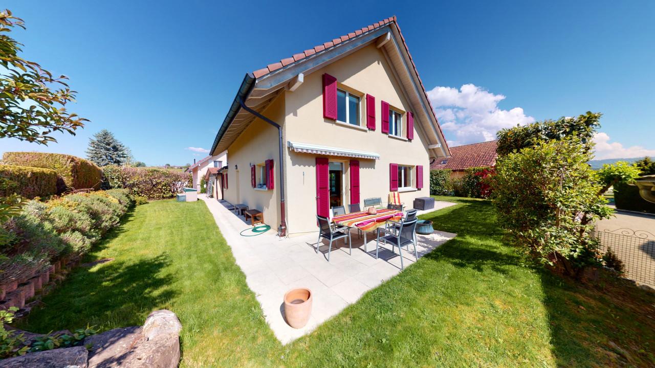 Belle villa individuelle à ne pas manquer!