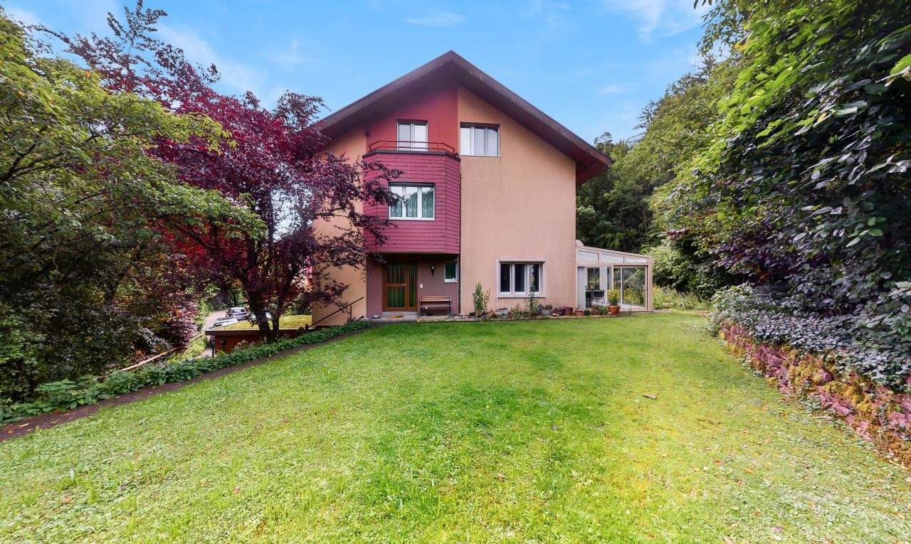 Haus zu verkaufen in Solothurn Trimbach