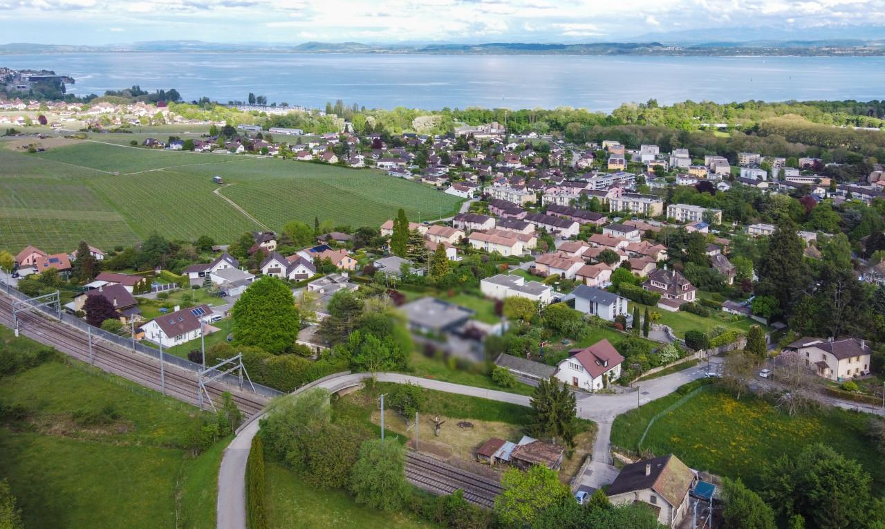 Terrain à vendre à Neuchâtel Colombier NE