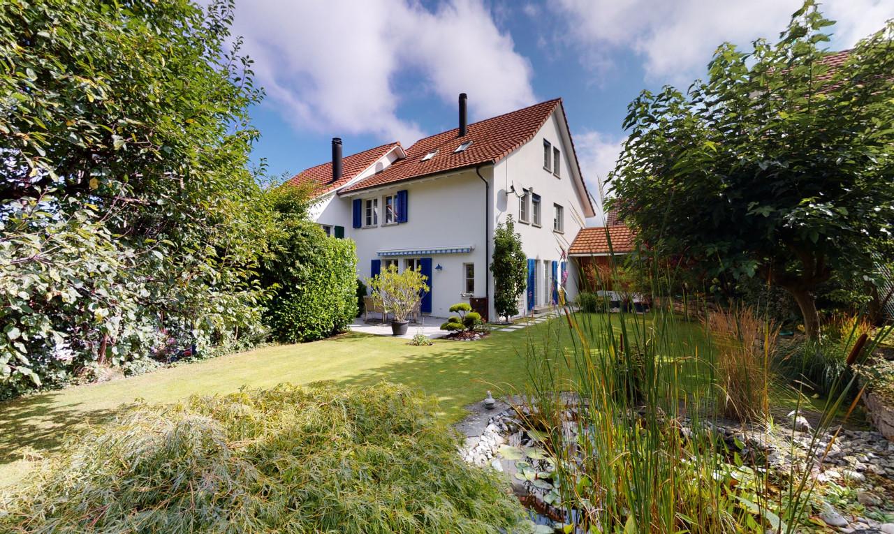 House  for sale in Zürich Buch am Irchel