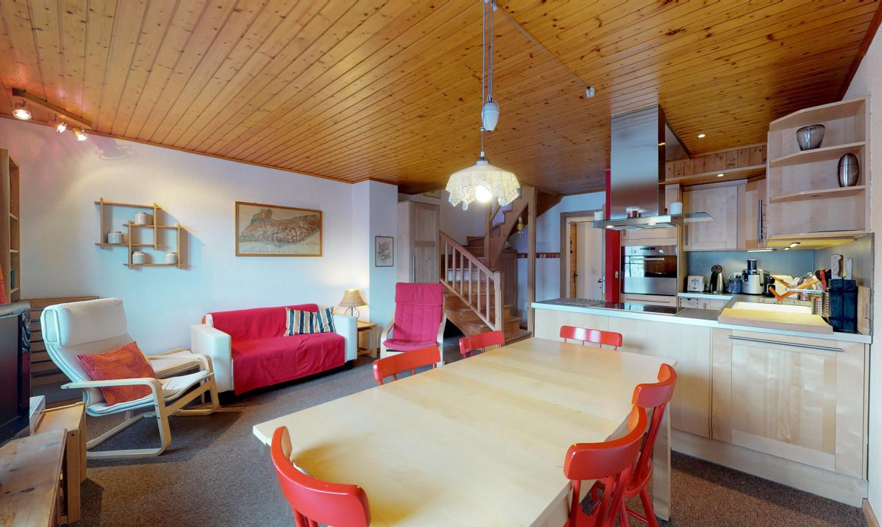Achetez-le Appartement dans Valais Champoussin