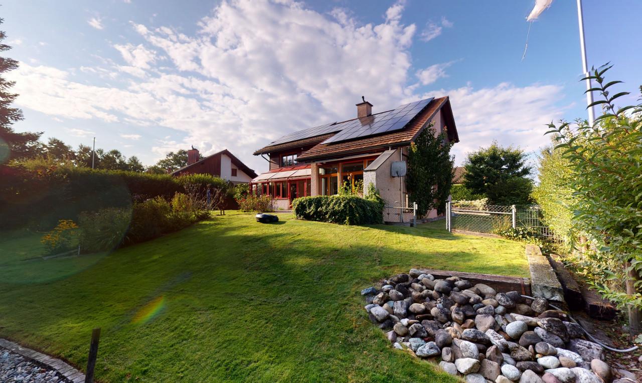 Haus zu verkaufen in Thurgau Frasnacht