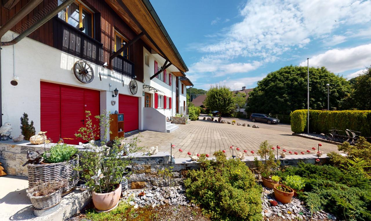 Haus zu verkaufen in Aargau Hertenstein AG