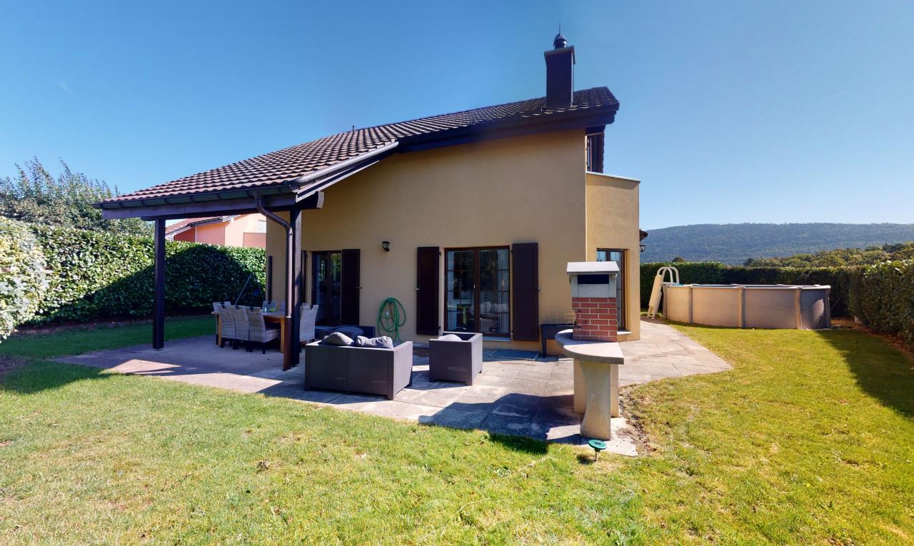 Haus zu verkaufen in Neuenburg Boudevilliers