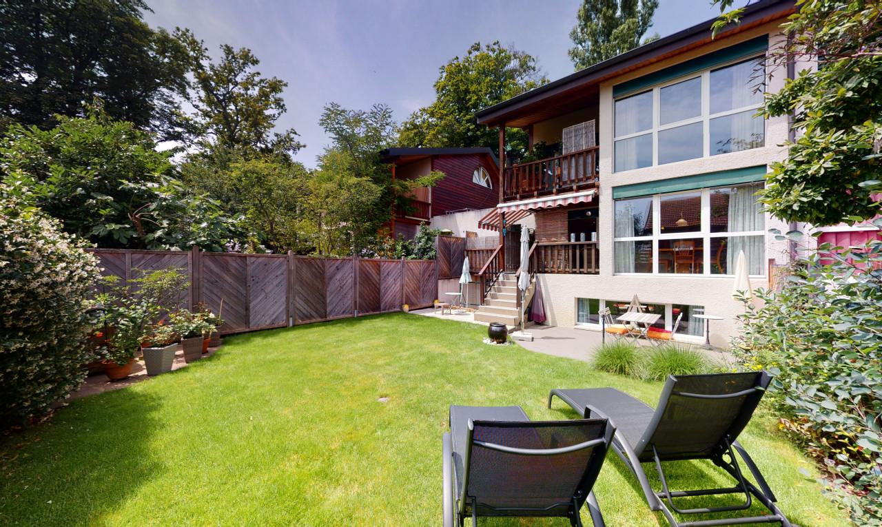 House  for sale in Geneva Genthod