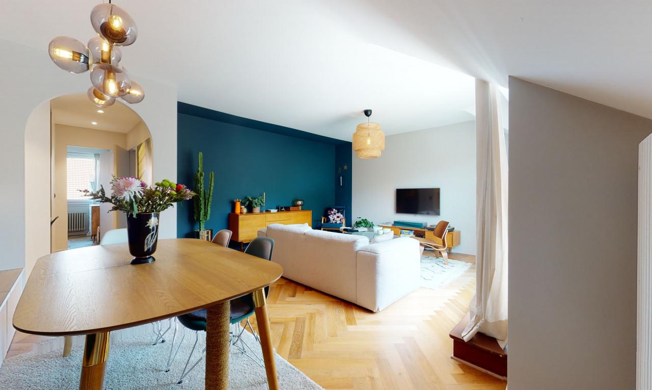 Achetez-le Appartement dans Genève La Croix-de-Rozon