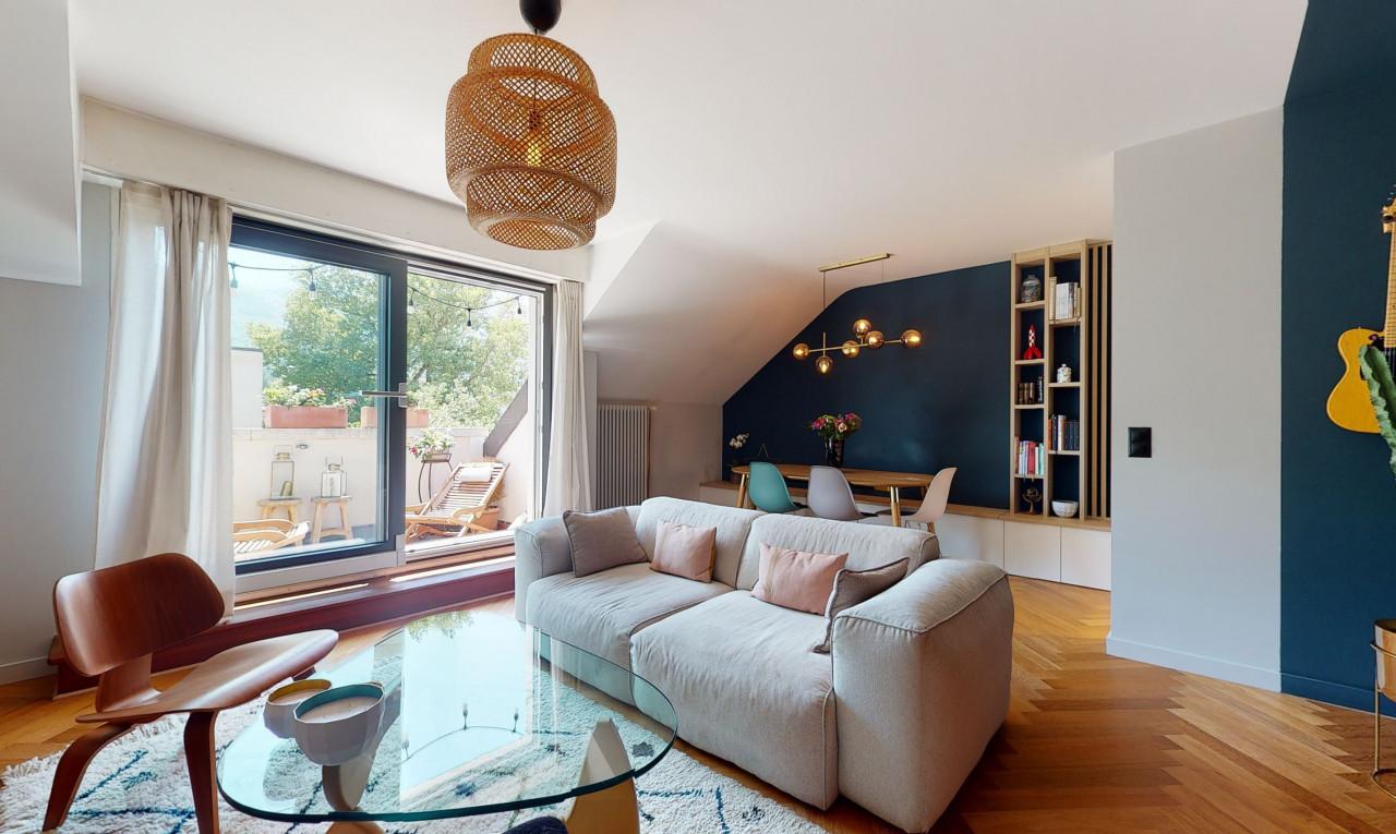 Appartement à vendre à Genève La Croix-de-Rozon