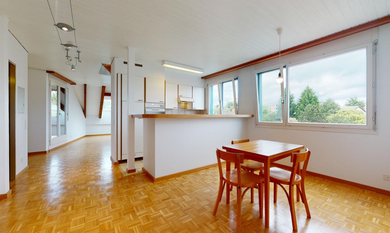 Achetez-le Appartement dans Vaud Bussigny