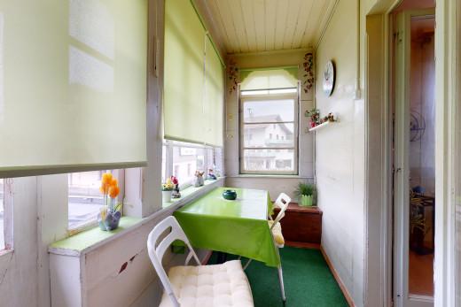 3½ Zi-Wohnung 1. Stock