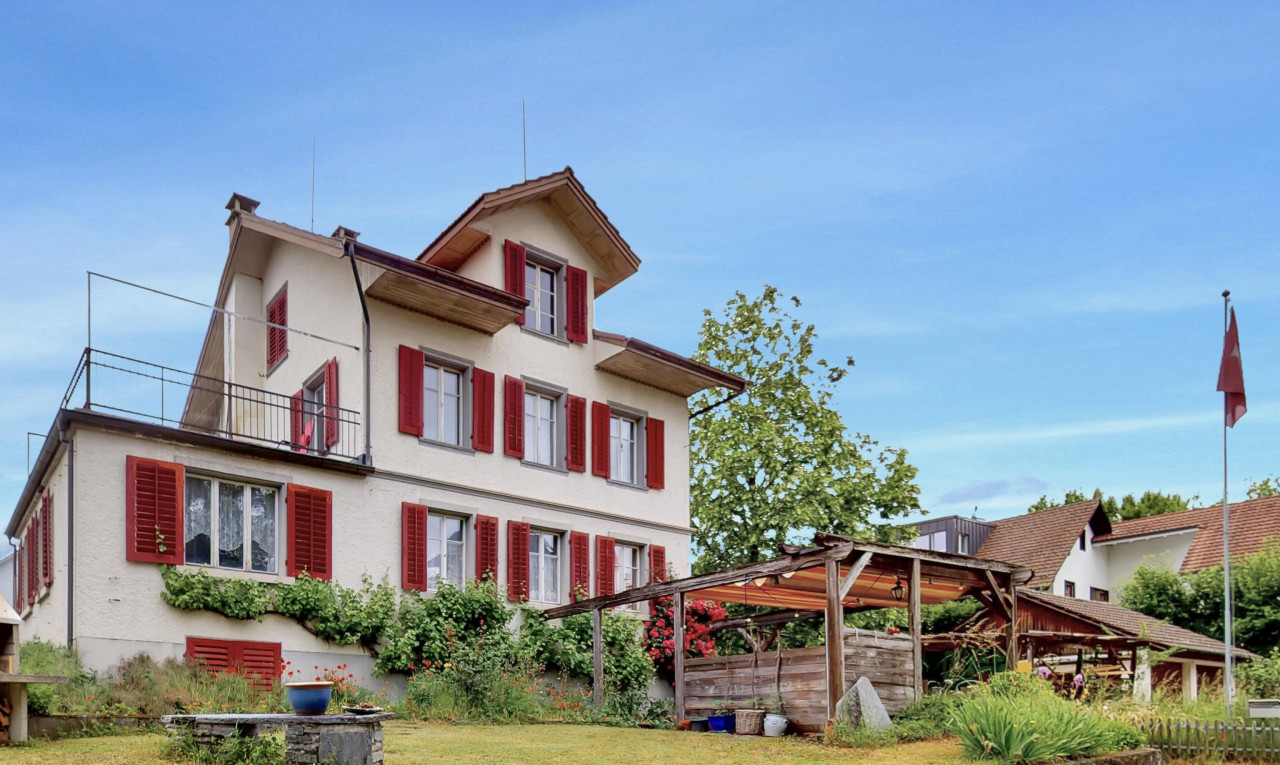 Haus zu verkaufen in Zürich Ottenbach