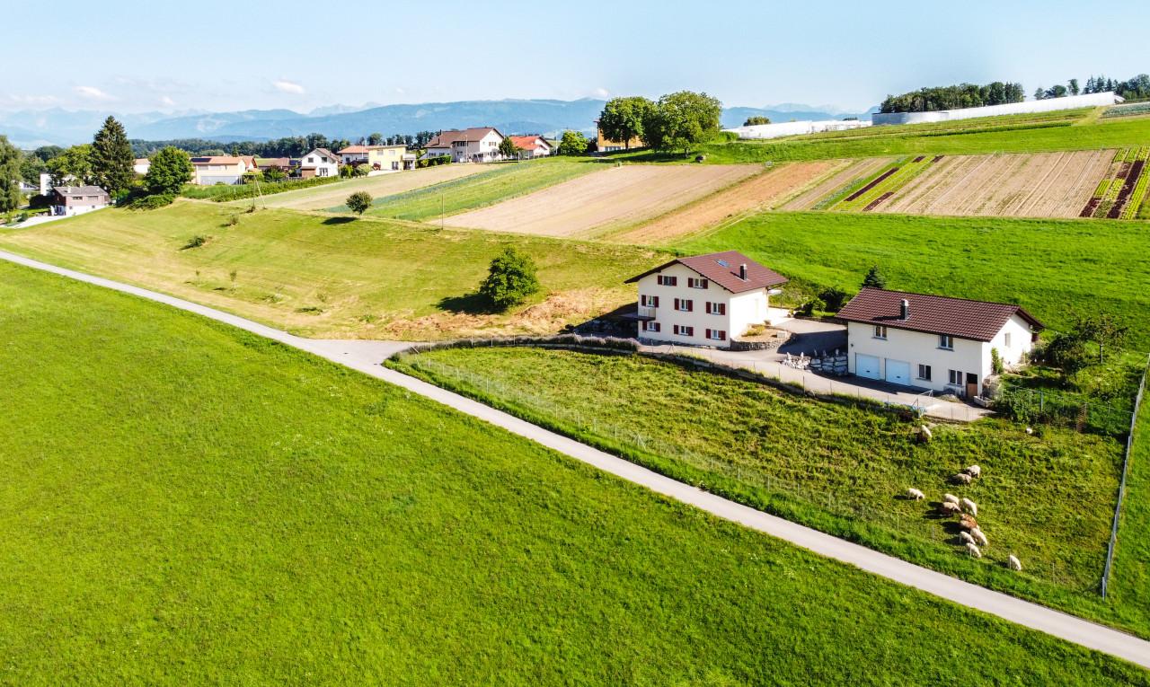 Maison à vendre à Fribourg Corjolens