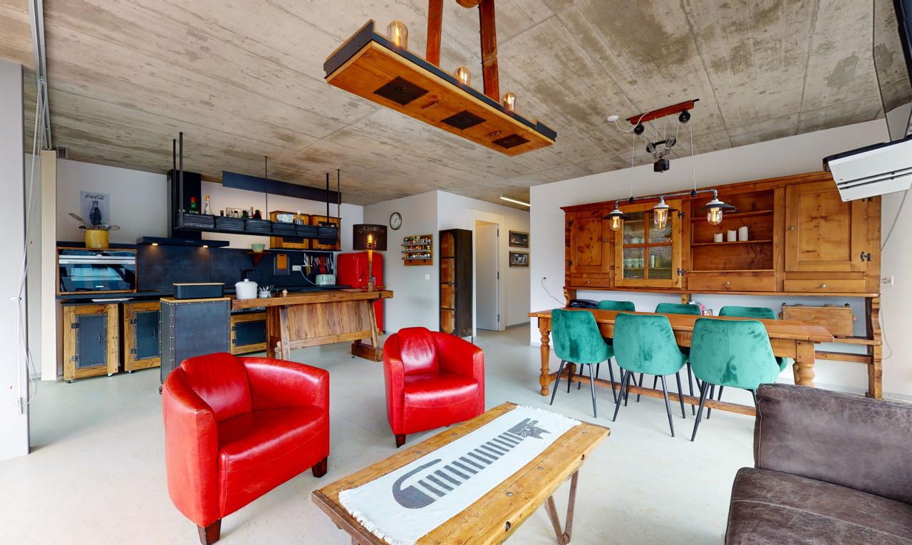 Kaufen Sie Wohnung in Wallis Monthey