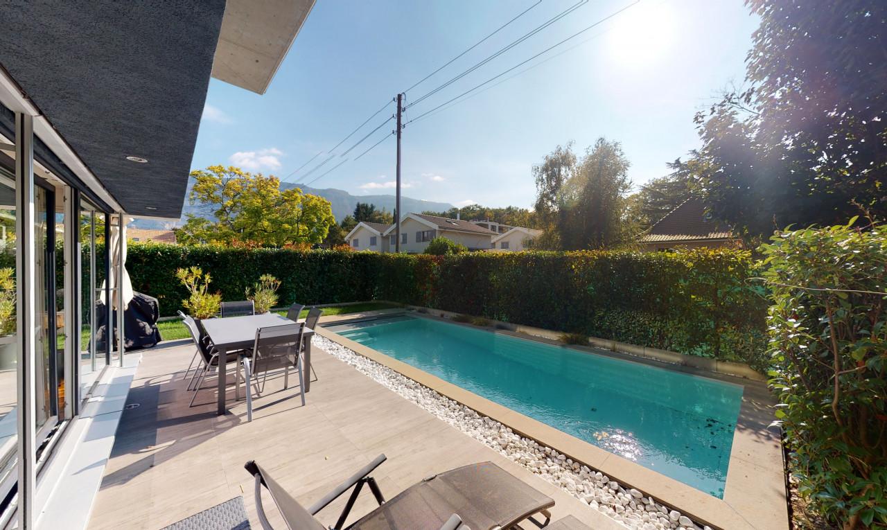House  for sale in Geneva Vessy
